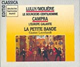 Lully & Moliere: Le Bourgeois Gentilhomme / Campra: L'Europe Galante