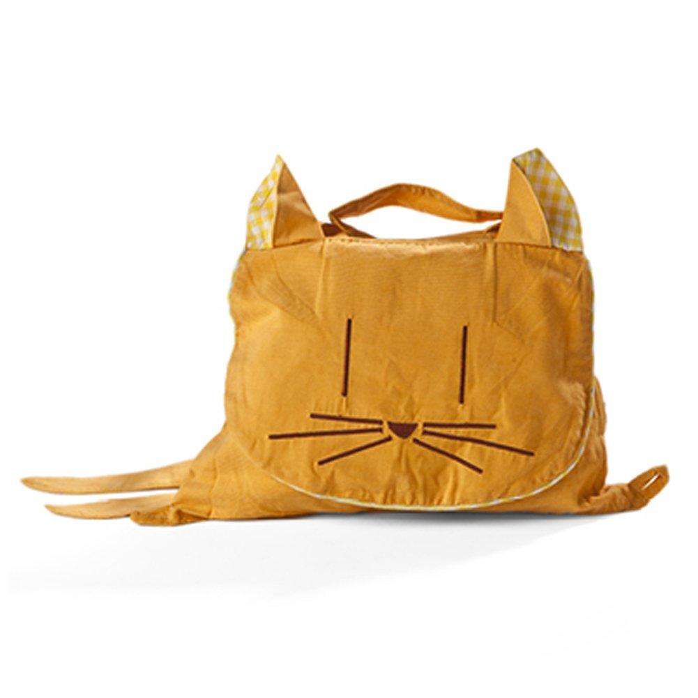 Suri Kitty and Puppy Bags (Suri Kitty, Yellow)
