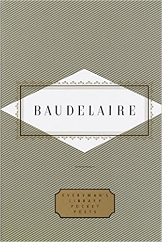 Baudelaire poems everymans library pocket poets series charles baudelaire poems everymans library pocket poets series charles baudelaire richard howard 9780679429104 amazon books fandeluxe Image collections