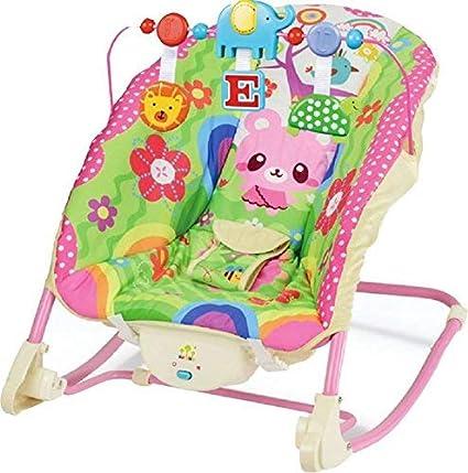 Sensational Buy Rvm Newborn To Toddler Music And Vibrating Rocker Chair Short Links Chair Design For Home Short Linksinfo