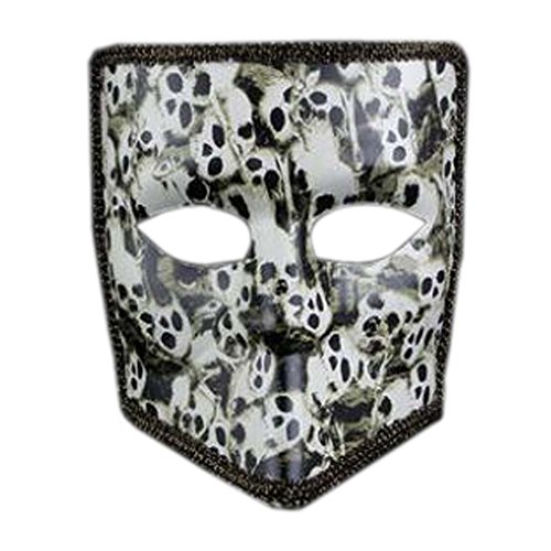 PANDA SUPERSTORE Venice Palace Mask Halloween Mask Halloween Costume Mask Masquerade Props