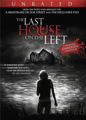 DVD : The Last House on the Left (Widescreen, Unrated Version, Rated Version, , Dubbed)