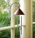 Solar Window Chime