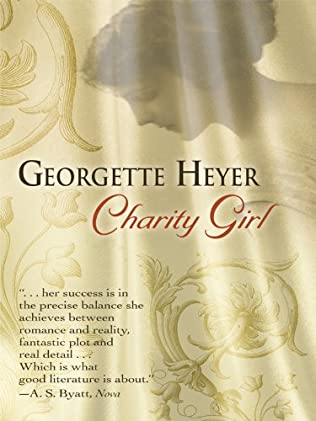 book cover of Charity Girl
