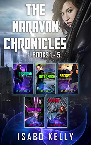 The Naravan Chronicles Box Set (Books 1 - 5)