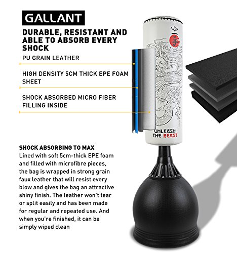 Gallant 5 5ft Free Standing Boxing Punch Bag Stand