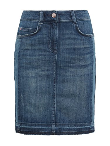 Blue Femme Tailor Jupe Tom Dark Denim xPIqUFRW