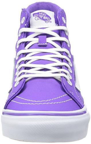 Bestelwagen Sk8 Hi Slim Unisex Sneakers / Schoenen - Paars Paars