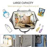 Land Diaper Bag Organizer Large Capacity Newborn