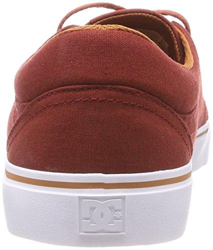 Shoes Dc Homme Bur Rouge Tx burg Trase Baskets rojo Burgundy vdRSqnZdWx