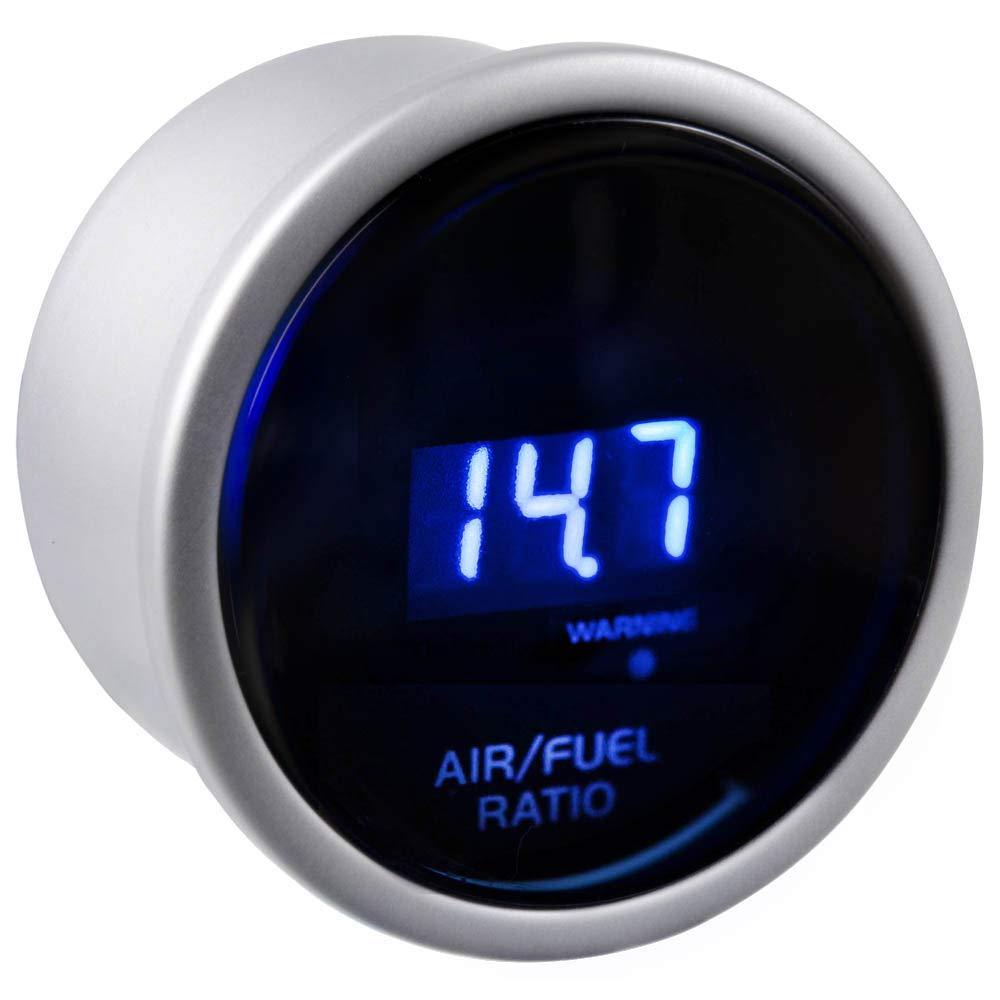 14Point7 Solid AFR 52mm Air Fuel Ratio Gauge
