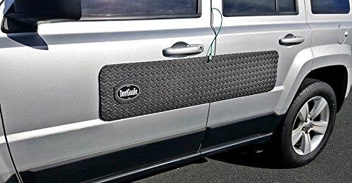 Amazon.com Car Door Guard Magnetic Car Door Protector Door Ding Dent Protector Car Door Protection Door Ding Protection - 1 Full large Panel ... & Amazon.com: Car Door Guard Magnetic Car Door Protector Door Ding ...