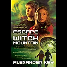 Escape to Witch Mountain Audiobook by Alexander Key Narrated by Marc Thompson