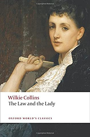 book cover of The Law and the Lady