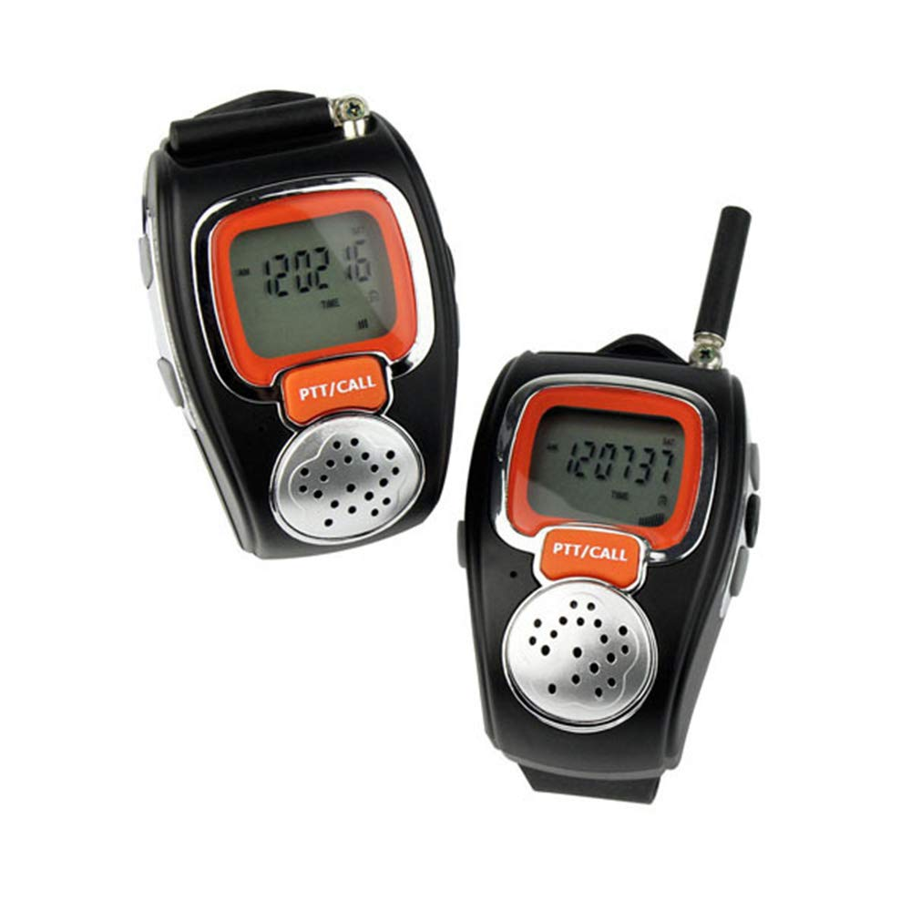 Walkie Talkie for Kids, Two-Way Long Range Watch Radio Transceiver Outdoor Game Interphone Toy - Gifts for Boy and Girls (2pcs) by TTOP (Image #4)
