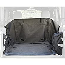 Rugged Ridge 13260.04 Cargo Cover (C3,2-Doorwith Subwoofer; 07-14 Jeep Wrangler JK)