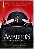 Amadeus Director's Cut (Region 3, DVD)