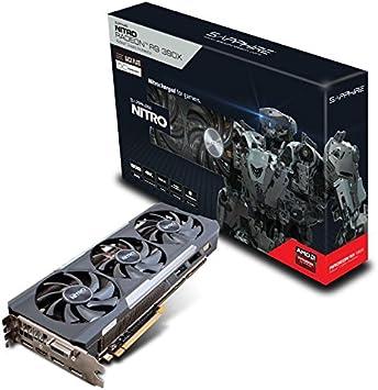 Amazon.com: Sapphire Radeon Nitro R9 390 X 8 GB GDDR5 con ...