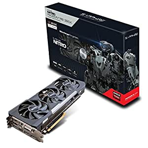 Sapphire Radeon NITRO R9 390X 8GB GDDR5 with Backplate Graphics Card 11241-04-20G