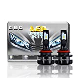Eyourlife Colbeam LED Headlight Bulbs H11(H8, H9) Headlight Conversion Kit 35w 7200Lm 6000k Cool White Driving Headlight Lamp,Pack of Two