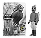 SDCC Exclusive Black and White Rocketeer ReAction Figure by FunKo