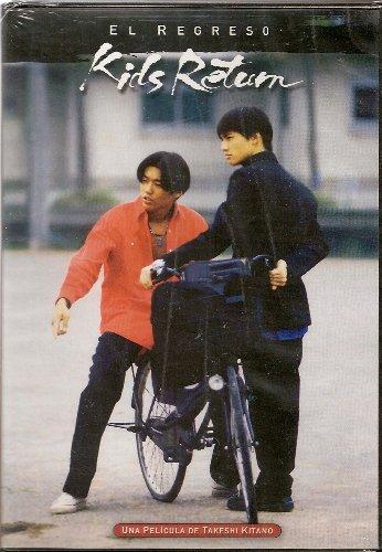 Kids Return [*Ntsc/region 0 Dvd. Import-latin America] by Takeshi Kitano (Spanish subtitles)