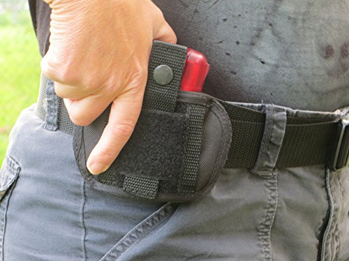 Blaster Belt (Federal Concealed Carry Belt Holster for Kimber Pepper Blaster II Very Small & Concealable)