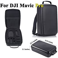 Hardshell Backpack for DJI Mavic Pro Black Shoulder Bag