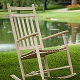 Dixie Seating Indoor/Outdoor Slat Rocking Chair -