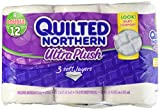Quilted Northern Ultra Plush Bath Tissue, 6 Double Rolls Reviews