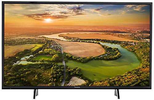 Panasonic 164 cm (65 inches) 4K Ultra HD LED Smart TV TH-65GX600D (Black) (2019 Model)