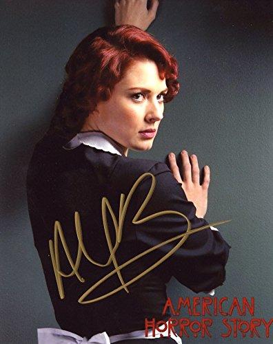 Alexandra Breckenridge American Horror Story In Person Autographed