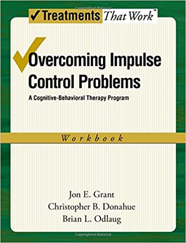 Amazon.com: Overcoming Impulse Control Problems: A Cognitive ...