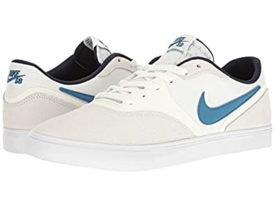 Nike SB Paul Rodriguez 9 VR Summit White/Industrial Blue/Obsidian Men's Skate  Shoes