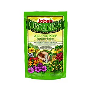 Organic Fertilizer All-Purpose Spikes