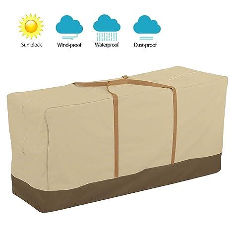 SurfMall 420pu Bolsa de Almacenamiento de Muebles de jardín ...