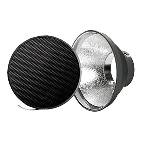 - Elinchrom Quadra 18cm Reflector with 30 Degree Grid Kit [26133]