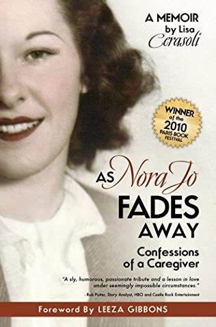 book cover of As Nora Jo Fades Away