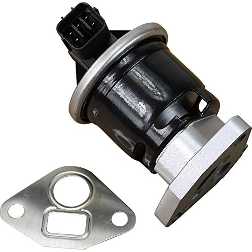AIP Electronics Premium Exhaust Gas Recirculation Valve EGR Compatible Replacement For 1997-2011 Acura Honda and Saturn 3.0L 3.5L V6 SOHC Oem Fit EGR41
