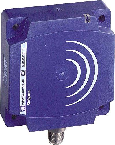 Schneider XS8D1A1PBM12 XS8-Induktiver Näherungsschalter 80x80x26, PBT, Sn 60mm, 12-24 V DC, M12