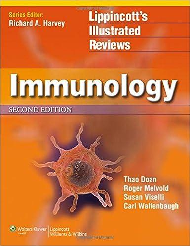 Kết quả hình ảnh cho Lippincott Illustrated Reviews - Immunology