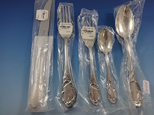 monte-mario-by-buccellati-sterling-silver-flatware-set-service-40-pcs-italy-new