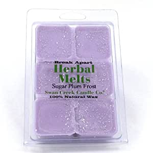 Swan Creek Drizzle Melts - Sugar Plum Frost