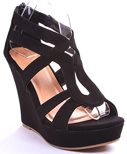 Ankle Strap Kitten Heel - Adorable Low Block Heel - Daisy by J. Adams   Groupon