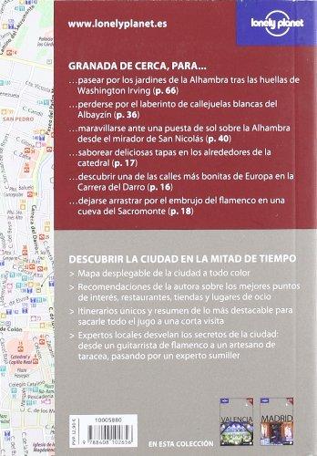 Granada De cerca 1 (Guías De cerca Lonely Planet): Amazon.es: Emma Lira: Libros