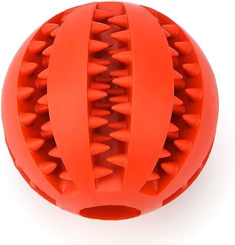 Y.T 7 cm, Pelota de Juguete para Perro, Bola de Goma, Juguete de ...