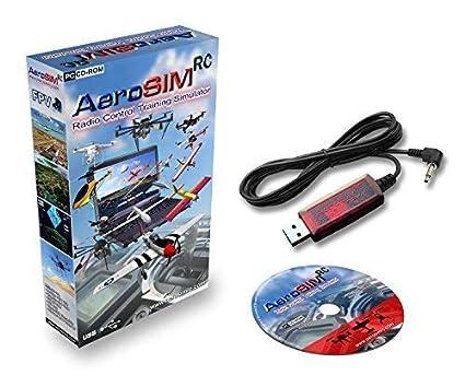 AeroSIM RC   Simulador Entrenamiento Piloto de Drones   Avion ...
