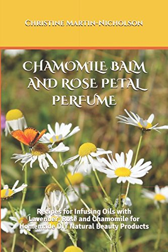 Rose Petal Lip Balm Recipe