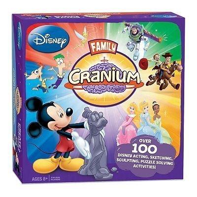 Amazing Disney Cranium Game -