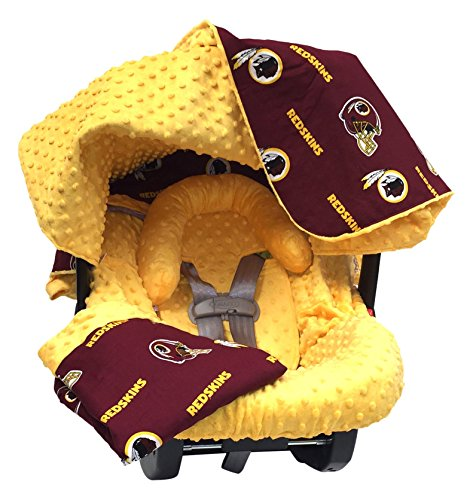 Baby Fanatic Caboodle Washington Redskins
